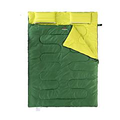 billiga Sovsäckar, madrasser och liggunderlag-Naturehike Sovsäck Utomhus Dubbel 5°C Dubbelbredd Håller värmen Bärbar Tjock för