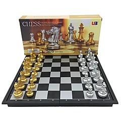 Χαμηλού Κόστους Παιχνίδια Σκάκι-Οικογένεια Μαγνητική Αλληλεπίδραση γονέα-παιδιού Ανταγωνισμός Μαλακό Πλαστικό Αγορίστικα Κοριτσίστικα Παιχνίδια Δώρο 32 pcs