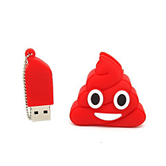 baratos Pen Drive USB-Ants 8GB unidade flash usb disco usb USB 2.0 Revestimento em Plástico