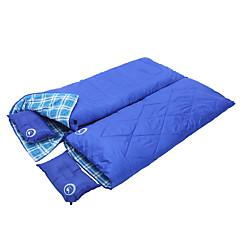 billiga Sovsäckar, madrasser och liggunderlag-Shamocamel® Sovsäck Utomhus Dubbel 5~15 °C Dubbelbredd Håller värmen / Fuktighetsskyddad / Tjock för Vår / Höst / Vinter