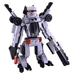 baratos -Robô / Blocos de Construir Super-Heróis / Clássico Transformável Anime / Clássico Dom