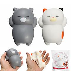 tanie Odstresowywacze-LT.Squishies Zabawki do ściskania Kot / Świnka / Zwierzę Zwierzę Przeciwe stresowi i niepokojom / Zabawki biurkowe / Nowość Unisex Prezent