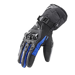 tanie Rękawiczki motocyklowe-suomy wp-02 zimowe rękawice motocyklowe zachować ciepłe wiatroodporne rękawice antypoślizgowe