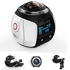 tanie Kamery sportowe i akcesoria GoPro-V1 16 mp Mini / Wifi / Video Out 2160P / 30 fps 1 in 8.0 MP CMOS 64 GB Angielski / Francuski / Niemiecki 30 m / Szeroki kąt