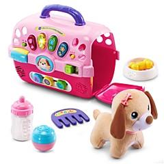 Χαμηλού Κόστους Παιχνίδια ρόλων και επαγγέλματα-Παιχνίδια ρόλων και επαγγέλματα Ζώα Σκύλοι Οικογένεια Τραγούδι Ομιλία Αλληλεπίδραση γονέα-παιδιού Βαθμός Α ABS Πλαστικό Κοριτσίστικα