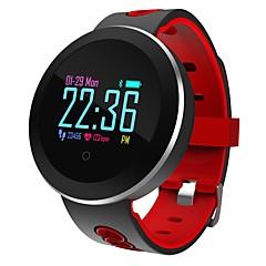tanie Inteligentne zegarki-Inteligentny zegarek na iOS / Android Pulsometr / Pomiar ciśnienia krwi / Informacje / Obsługa aparatu / Kontrola APP Krokomierz / Powiadamianie o połączeniu telefonicznym / Rejestrator snu / Budzik