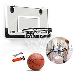 tanie Zabawa na dworze i sport-Koszykówka dla dzieci Sport Przeciwe stresowi i niepokojom PVC (PCV) Dla dzieci Dla chłopców Dla dziewczynek Zabawki Prezent