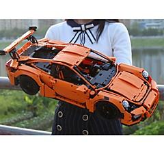 preiswerte Spielzeug-G-T18 Bausteine Auto Fokus Spielzeug Exquisit Boutique Spielzeug Rennauto Spielzeuge Geschenk