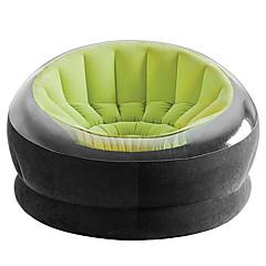 billiga Sovsäckar, madrasser och liggunderlag-Uppblåsbar soffa / Luftbädd / Luftmadrass Utomhus Bärbar / Snabb uppblåsbar Polyester / pvc Hem Möbler / Strand / Camping