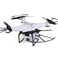 billige Fjernstyrte quadcoptere og multirotorer-RC Drone SG-600 4 Kanal 6 Akse 2.4G Med HD-kamera 0.3MP Fjernstyrt quadkopter Hodeløs Modus / Flyvning Med 360 Graders Flipp Fjernstyrt
