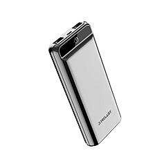 billige Eksterne batterier-20000mAh strømbank eksternt batteri 5 Batterilader QC 2.0 LED