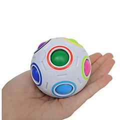 tanie Kostki Rubika-Kostka Rubika 骐骏(KYLINSPORT) Football rubik's cube Magic Ball 6*6*6 Gładka Prędkość Cube Magiczne kostki Puzzle Cube Piłka nożna Kolory