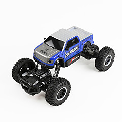 billige Fjernstyrte biler-Radiostyrt Bil SL-101A 4 Kanal Off Road Car Buggy (Off- Road) 1:20 KM / H