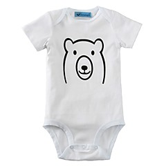 5a4a989531a Μωρό Αγορίστικα Καθημερινό Καθημερινά / Αργίες Θέμα Παραμυθιού Κοντομάνικο Βαμβάκι  Κορμάκι Λευκό