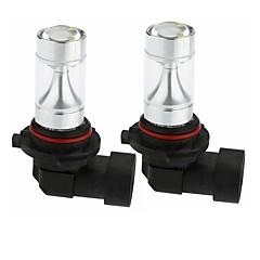 hesapli -SENCART 2pcs 9005 Araba Motorsiklet Ampul 30W W Entegre LED 1200lm lm 6 LED Işık Lambalar dış Aydınlatma ForUniwersalny Tüm Yıllar