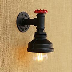 billiga Dekorativ belysning-Ministil Enkel / Retro / vintage Vägglampor Metall vägg~~POS=TRUNC 110-120V / 220-240V 4W