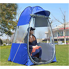 cheap Tents, Canopies & Shelters-1 person Tent Single Camping Tent Outdoor MyPod Sports Pod Quick Dry Rain-Proof UV resistant for Fishing Beach Camping / Hiking / Caving