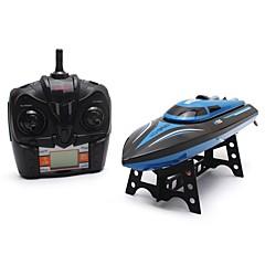 economico Droni e dispositivi radiocomandati-Nave RC H100 Plastica Metallo 4pcs canali 30km/h KM / H RTF