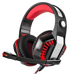 tanie PS4: akcesoria-GM-2 Przewodowy / a Słuchawki Na PS4,ABS Słuchawki Przenośny / a All-In-1 USB 2.0