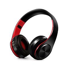 levne Headsety a sluchátka-CIRCE B3 Nad uchem / Čelenka Bezdrátová / Bluetooth4.1 Sluchátka Dynamický Plastický Mobilní telefon Sluchátko S ovládáním hlasitosti / s