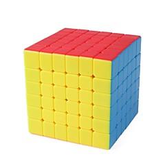 tanie Kostki Rubika-Kostka Rubika 1 PCS MoYu D0911 Rainbow Cube 6*6*6 Gładka Prędkość Cube Magiczne kostki Puzzle Cube Błyszczące Moda Sześcienny Prezent