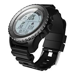 tanie Inteligentne zegarki-KING WEAR S968 Wielofunkcyjny Inteligentny zegarek Android iOS Bluetooth Kontrola APP GPS inteligentny Pulsometr Czasomierze Stoper Krokomierz Powiadamianie o połączeniu telefonicznym / Budzik