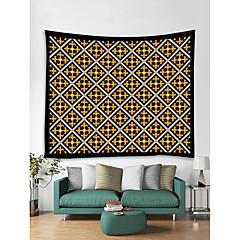 billige Veggdekor-Religiøst & Inspirerende Religiøs Veggdekor 100% Polyester Vintage Tradisjonell Veggkunst, Veggtepper Dekorasjon
