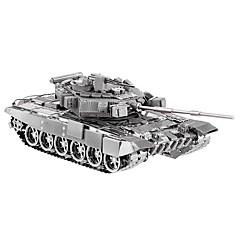 tanie Gry i puzzle-Zabawki 3D / Metalowe puzzle Znakomity Metalowy Czołg Dla dzieci / Dla dorosłych Dla dziewczynek Prezent