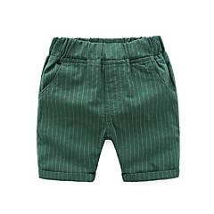 billige Drengebukser-Baby Drenge Stribet Bukser / Sødt