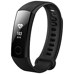 cheap Smart Technology-HUAWEI Honor Band 3 Smartwatch 24 Hours Heart Rate Monitor 50 Meters Waterproof Design for Swimming Android iOS