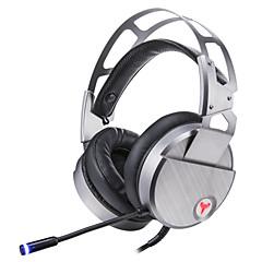 baratos Acessórios de Games PC-VK0 Com Fio Fones de Cabeça Para PC ,  Fones de Cabeça ABS 1 pcs unidade