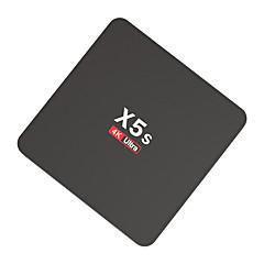 billige TV-bokser-PULIERDE X5-1 Android 7.1 RK3229 2GB RAM 8GB ROM Kvadro-Kjerne