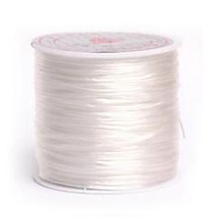 baratos Miçangas & Fabricação de Bijuterias-Cabo e Fio Cordão Preto / Branco / Amarelo 1 pcs 0.05 cm Para