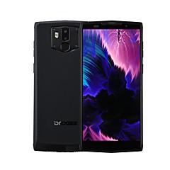 "billiga Mobiltelefoner-DOOGEE BL9000 5,99 tum "" 4G smarttelefon ( 6SE + 64GB 5 mp / 12 mp MediaTek MTK6763 9000 mAh mAh ) /  dubbla kameror"