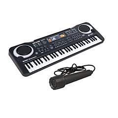 tanie Instrumenty dla dzieci-Keyboard Profesjonalny Edukacja Unisex Dla chłopców Dla dziewczynek Zabawki Prezent 1 pcs