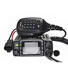 billige Walkie-talkies-TYT TH-8600 UHF VHF No Waterproof Walkie-talkie Kjøretøymontert Stemmekommando 200 25W Walkie Talkie Toveis radio