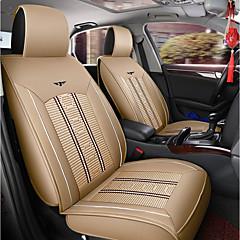 billige Setetrekk til bilen-ODEER Seteputer til bilen Setetrekk Beige tekstil / PU Leather Vanlig for Universell Alle år Alle Modeller
