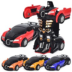 cheap Diecasts & Toy Vehicles-Toy Car Car / Robot Transformable / Cool Metal Alloy Child's Gift 1 pcs