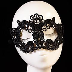 billige Originale moroleker-Haloween-masker / Halloween Utstyr / Halloween Tilbehør Nytt Design / sexy Lady / utsøkt Klassisk Tema / Ferie / Eventyr Tema Flettet