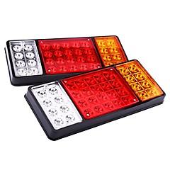 billige Baklys til bil-ZIQIAO 2pcs Bil Elpærer 4W 250lm 36 LED Baklys