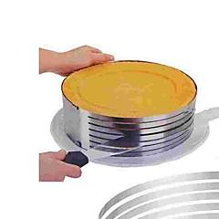 billige Bakeredskap-1pc kjøkken Verktøy rustfritt Enkel / Multifunksjonell / Kreativ Kjøkken Gadget Cooking Tool Sets Kake / Til Brød