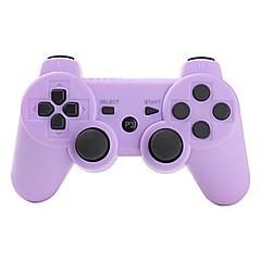 billiga PS3-tillbehör-Trådlös Spelkontrollörer Till Sony PS3, Bluetooth Bärbar Spelkontrollörer ABS 1pcs enhet USB 3.0