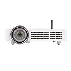 abordables -HTP DL100 DLP VidéoprojecteurUltra-Portables 5000lm Soutien 1080P (1920x1080) 60-300inch Écran