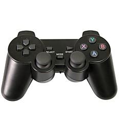 baratos Acessórios de Games PC-TGZ-706W Sem Fio Comando de Jogo Para Sony PS3 / PC ,  Comando de Jogo ABS 1 pcs unidade