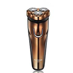 billige Barbering og hårfjerning-FLYCO Elektriske barbermaskiner til Herrer 100-240 V Vannavvisende / Strømlys Indikator / Vaskbar / Ladestatus