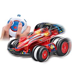 baratos Carros Controle Remoto-Carro com CR QX-633017 2.4G Stunt Car / Drift Car 1:12 Electrico Não Escovado 30 km/h KM / H