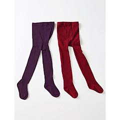 billige Undertøj og sokker til piger-Børn Pige Bomuld Sokker & Strømper