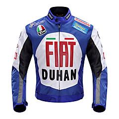 baratos Jaquetas de Motociclismo-DUHAN D-082x Roupa da motocicleta JaquetaforHomens Tecido Oxford Todas as Estações Scratch Resistant / Antichoque / Respirável