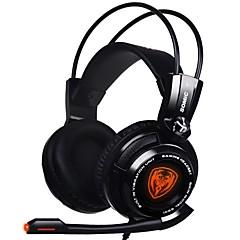 billiga Headsets och hörlurar-Somic G941 Öronkrok / Headband PC Hörlurar Hörlurar Plastskal Spel Hörlur Kreativ / Häftig headset