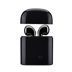 billige -Apple I7S TWS EARBUD Bluetooth 4.2 Hovedtelefoner Høretelefon Plast / Plastikskal Kørsel øretelefon Nyt Design / Stereo / Med